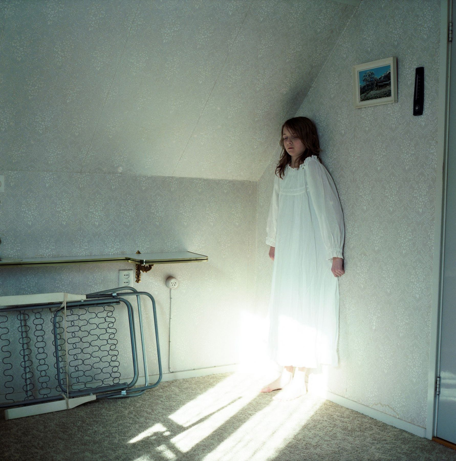 Untitled #308 (from Pool of Tears), 2008, 16 x 16 inch Chromogenic Print, Edition of 10