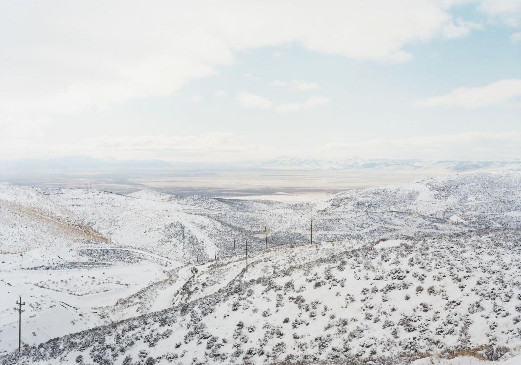 Untitled, Carlin, Nevada, 2007, 39 x 55 inch or 55 x 75 inch chromogenic print