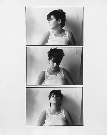 Moyra Davey, Lou,  1979