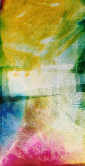 Lattice (Ambient) B Forever I, 2014,59.5 x 30 inch