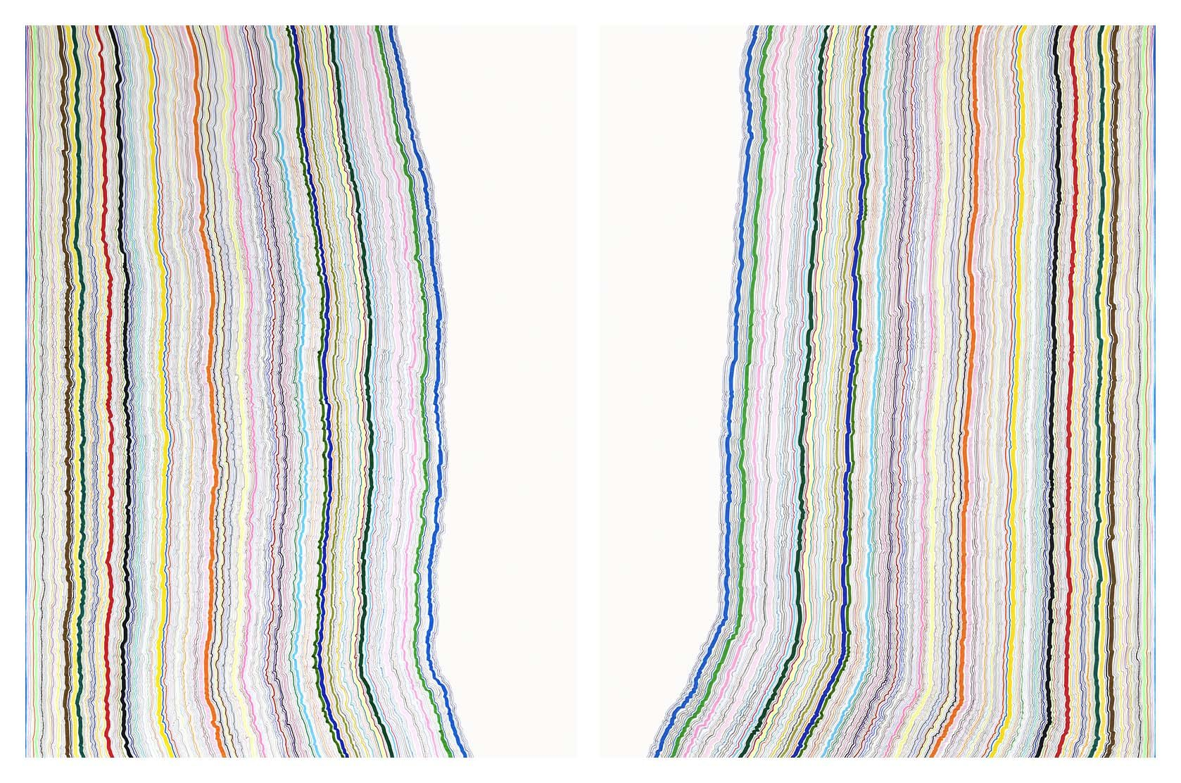Rachel Perry Chiral Lines 21, 2016