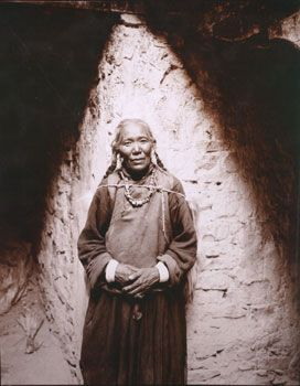 Pilgrim, Hemis Monastery, Ladakh, India, 1998