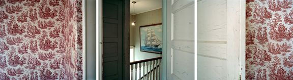 Toiles, 2012.Three-panel archival pigment print, available as20x 72or 30 x 120inches.