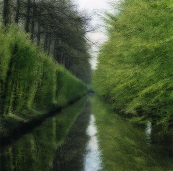 Beloeil, Belgium, 2004 (4-04-2c-6), 19 x 19 and 28 x 28 inch Chromogenic print, Edition of 15 per size