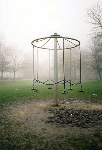 Untitled (Carousel), from the series Here, 2008, 12 x 8 inch chromogenic print