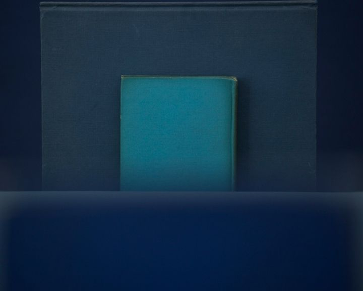 Beyond Summer, from the series Blue Books, 2010. Archival pigment print, 28 x 35, 20 x 25, or 14 1/2 x 18 inches.