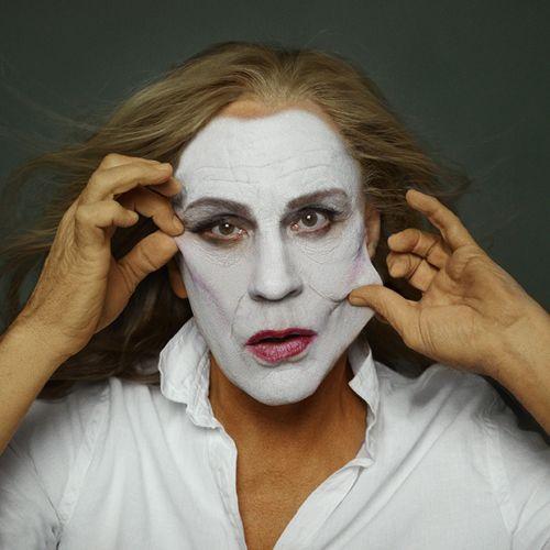Annie Leibovitz / Meryl Streep, New York City (1981), 2014,Archival pigment print,11 x 11 inches