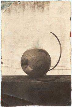 Masao Yamamoto,Untitled #9from the seriesA Box of Ku.Gelatin silver print 5 x 3 inches.