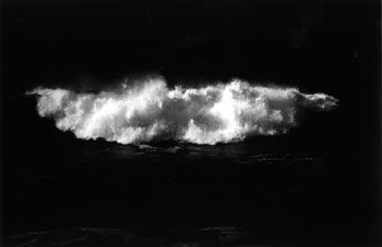 Untitled #1527 (from Kawa = Flow), 2008, 6 x 9 inch Gelatin Silver Print, Signed, titled, dated, editioned and stamped on verso, Edition of 20