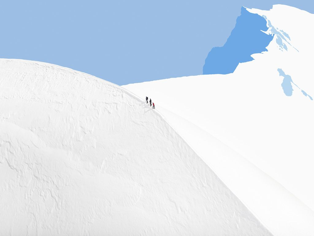 Alps – Geographies and People #17, 2012,45 x 60 inch or 65 x 85inch archival pigment print