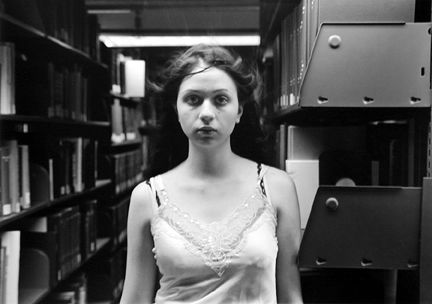 ibrary, Yale School of Art, New Haven, CT, 2004, 16 x 20 inch Gelatin Silver Print, Signed, titled, dated and editioned on verso, Edition of 15