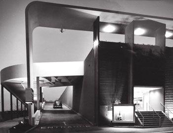 Millirons Department Store, Los Angeles, CA, 1949,