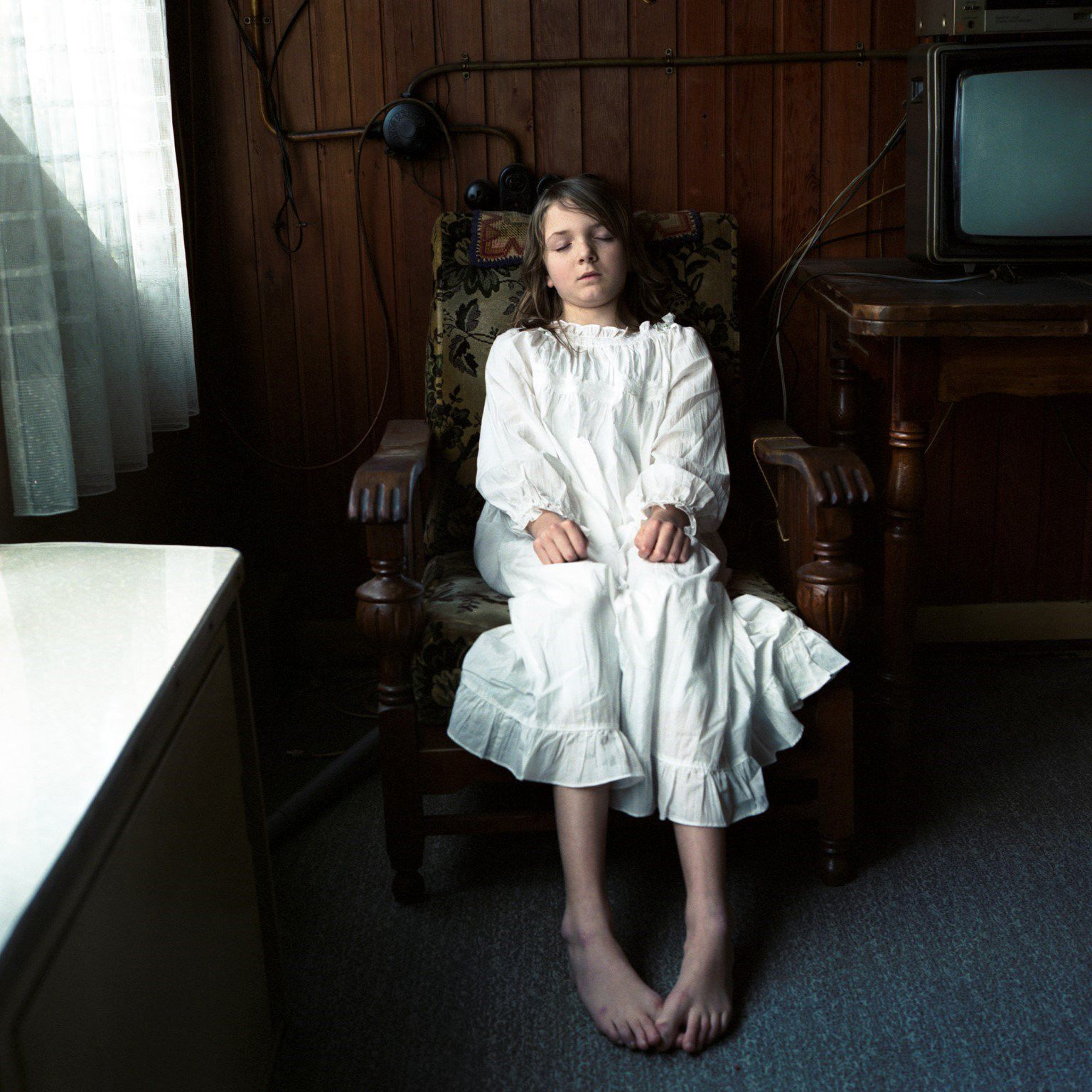 Untitled #309 (from Pool of Tears), 2008, 16 x 16 inch Chromogenic Print, Edition of 10