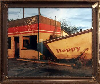 Happy, 32.28 x 38.19 inch Chromogenic Print, edition of 20