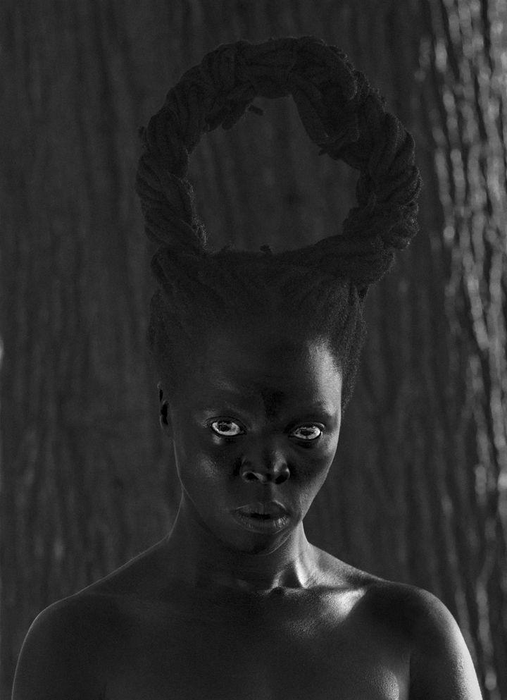 Zanele Muholi Zibuyile I, Syracuse, 2015