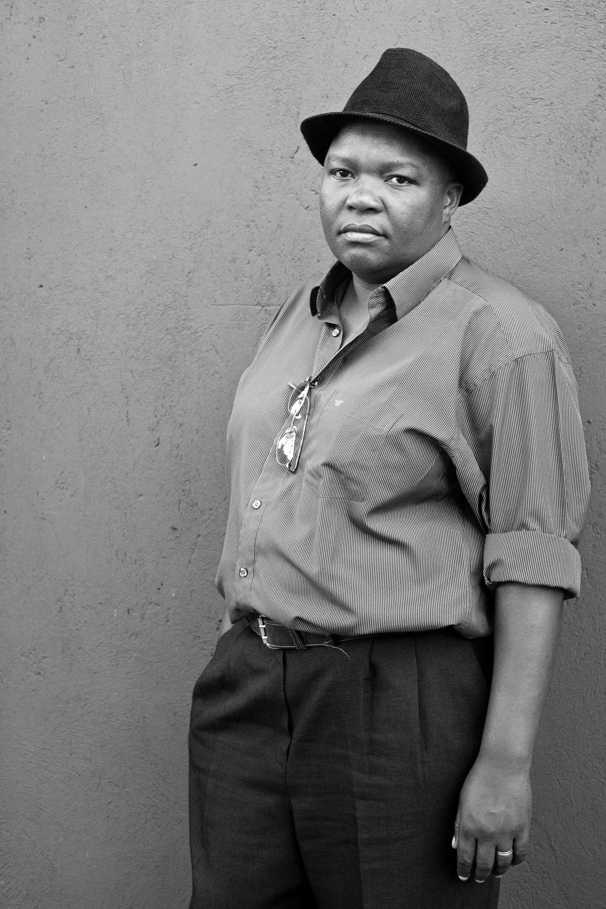 Dee Mashoko, Harare, Zimbabwe, 2011, From the Series Faces and Phases.
