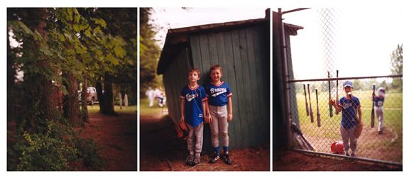 The Braves, 2003. Three-panel archival pigment print, available as 24 x 60 or 40 x 90 inches.