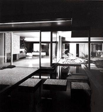 Singleton Residence, 1960,