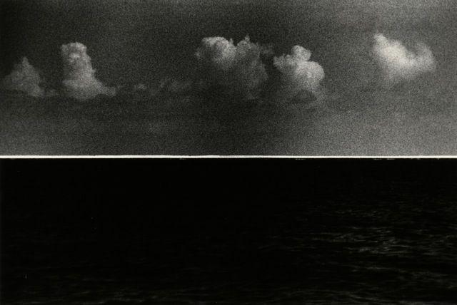 Untitled #1614from the seriesKawa=Flow,6.5 x 9.5 inch gelatin silver print
