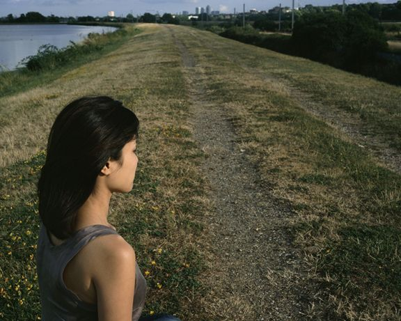 Lea Valley Lines, 2010, 20 x 26 or 48 x 60 inch Cibachrome print