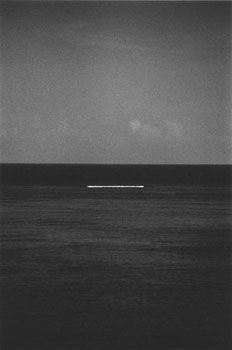 Untitled #1504 (from Kawa = Flow), 2007, 8 x 5 inch Gelatin Silver Print, Signed, titled, dated, editioned and stamped on verso, Edition of 20