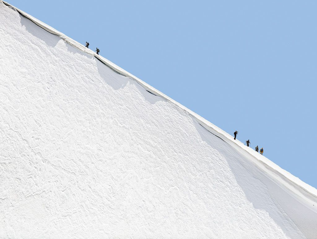 Alps – Geographies and People #16, 2012,45 x 60 inch or 65 x 85inch archival pigment print