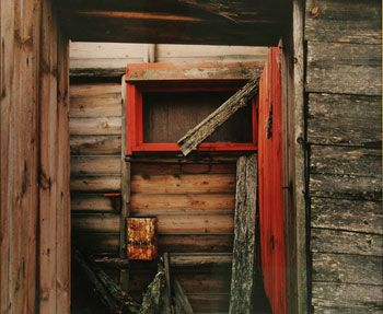 Hulda, 27.17 x 31.5 inch Chromogenic Print, edition of 20
