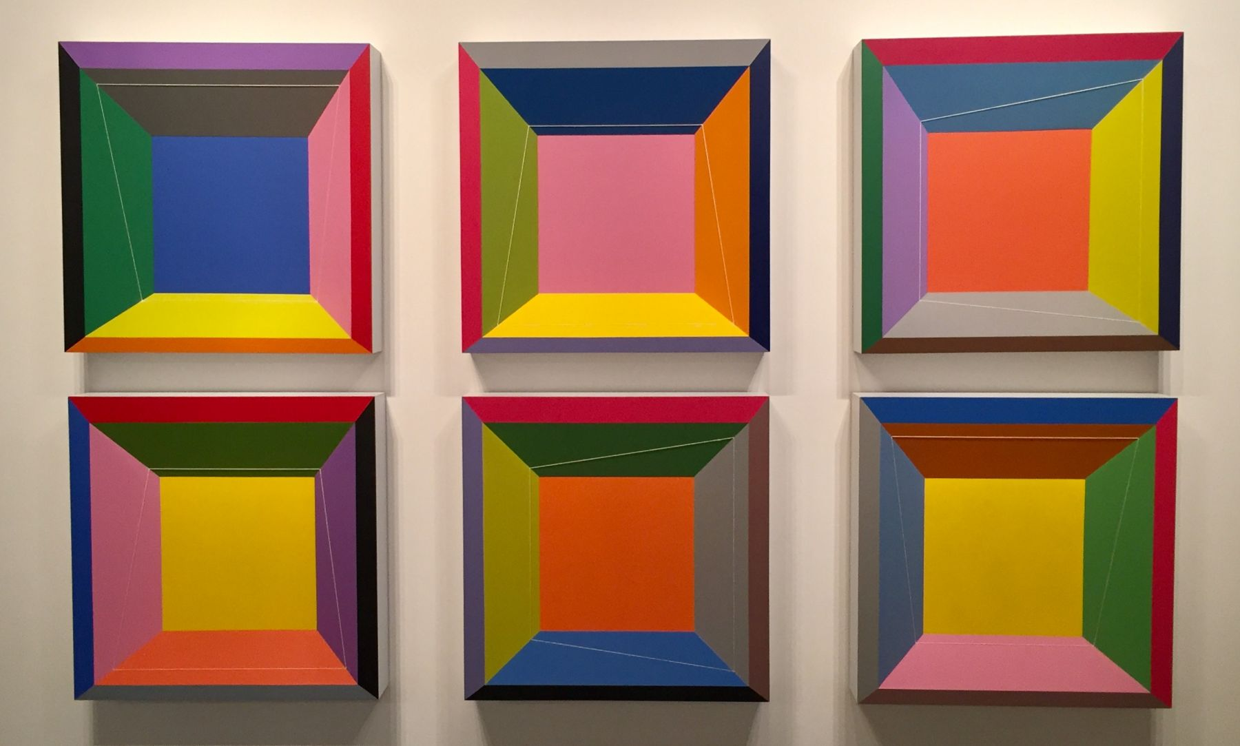 Barragan Series, 1-6