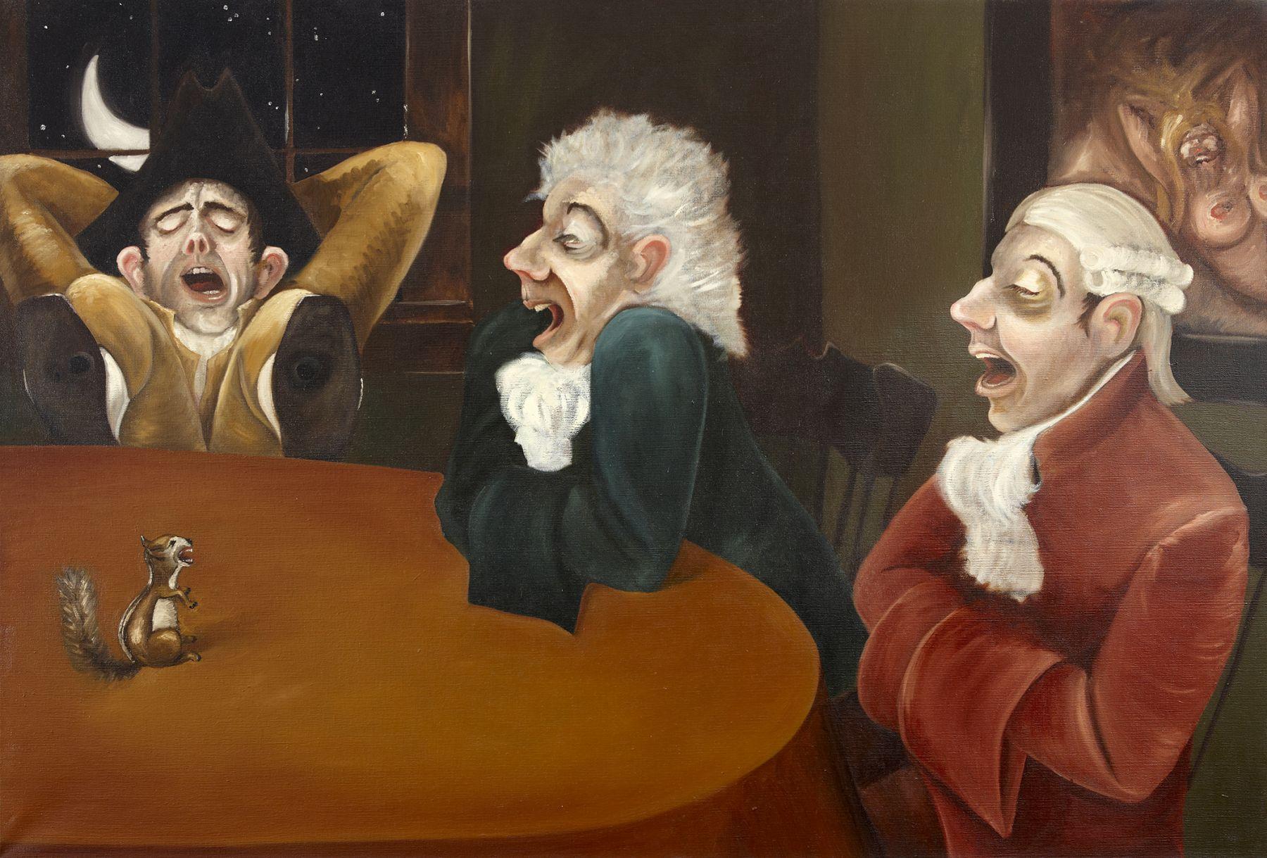 A Midnight Modern Conversation (Boredom)
