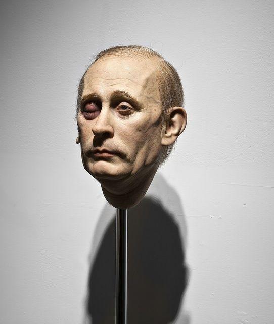Punching Putin
