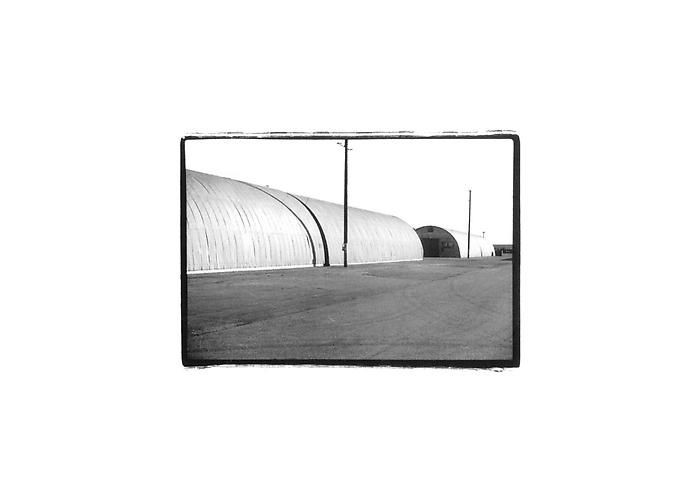 Untitled, from the series Military Architecture, 1975, Gelatin silver print, 5 x 7 inches (12.7 x 17.8 cm), Edition 5/6, 2 AP