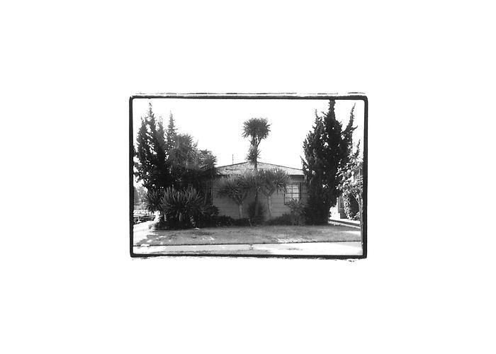 Untitled, from the series Stucco, 1973-76/2006, Gelatin silver print, 5 x 7 inches (12.7 x 17.8 cm), Edition 1/6, 2 AP