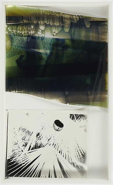 Mariah Robetson91, 2010Unique color print on metallic paper51 1/8 x 31 inches (129.9 x 78.7 cm)