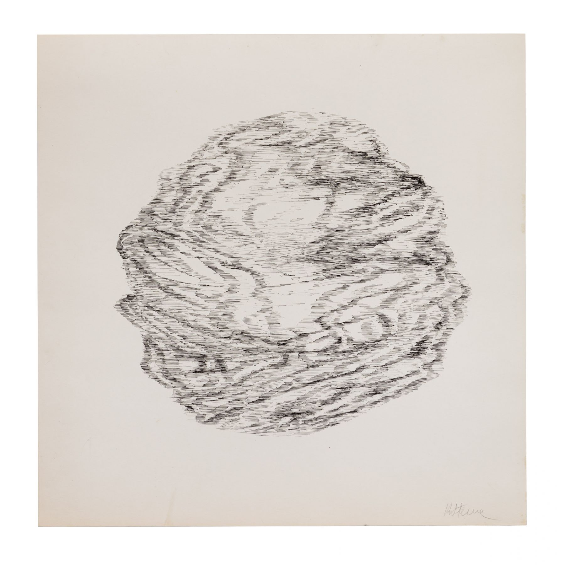 Untitled, 1967 Ink on paper