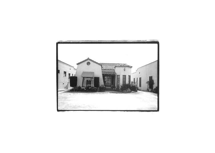 Untitled, from the series Stucco, 1973-76Gelatin silver print5 x 7 inches (12.7 x 17.8 cm)Edition 1/6, 2 AP