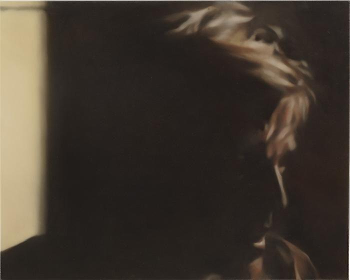 Judith EislerRobert, 2010Oil on canvas32 x 39.5 inches (81.3 x 100.3 cm)