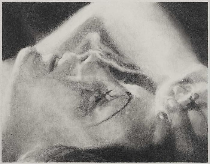 Judith EislerHedy 2, 2006Pencil on paper12 x 17 inches (30.5 x 43.2 cm)