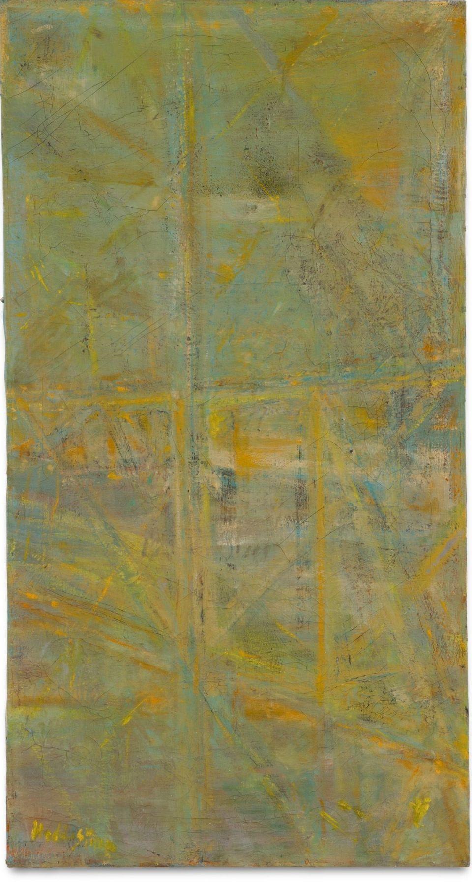 Untitled (N.Y.4.1956), 1956