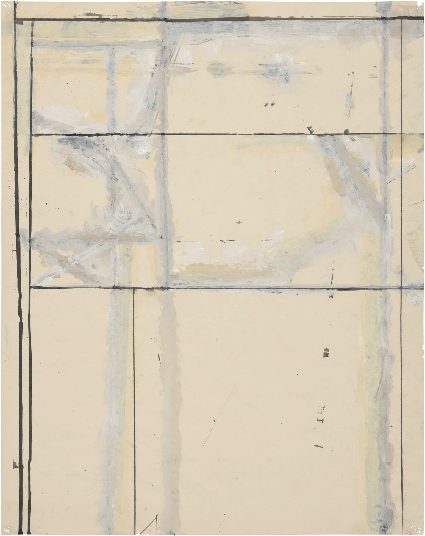 Untitled (CR no. 4181), 1975
