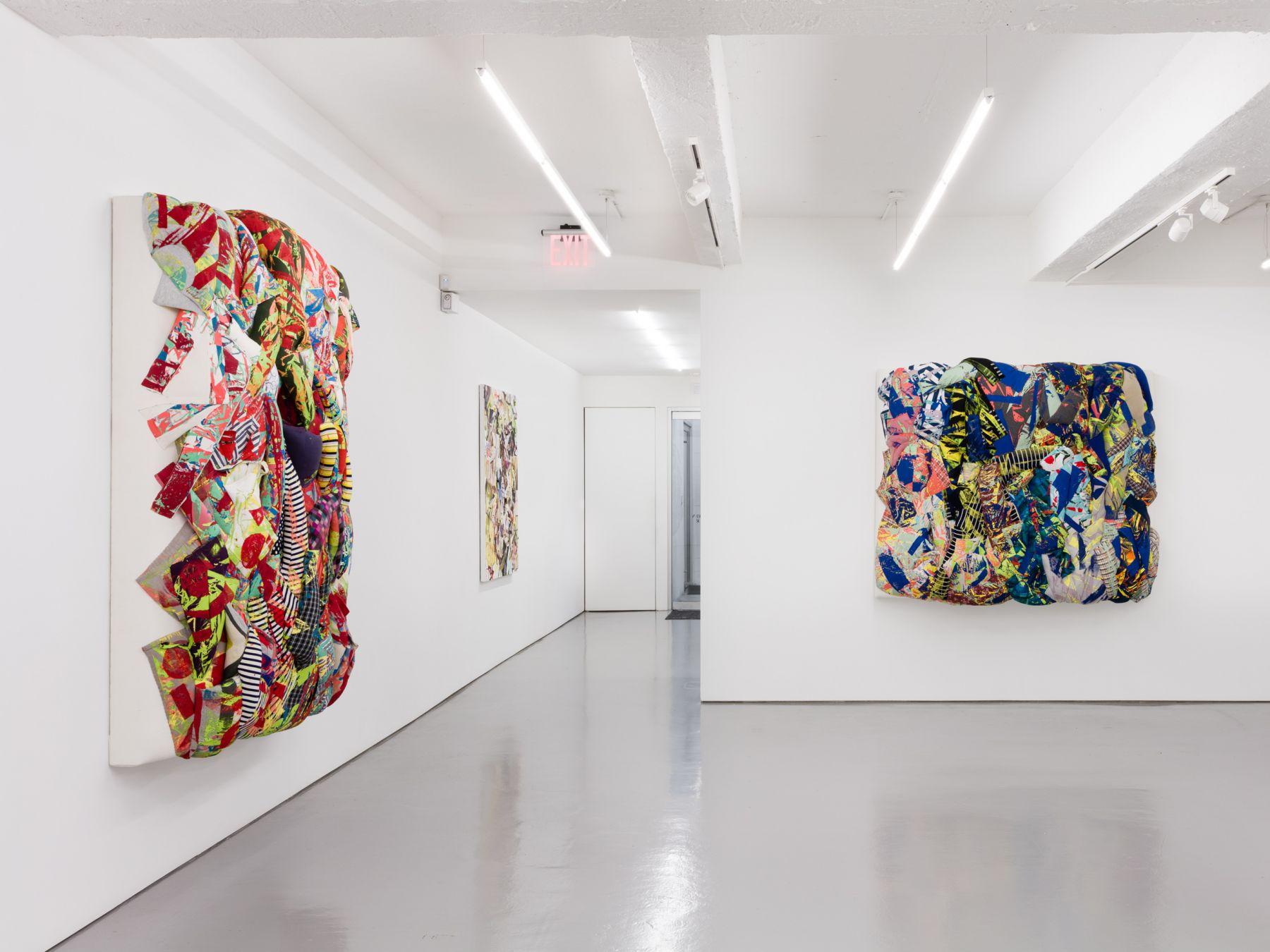 Gallery installation view, 2018