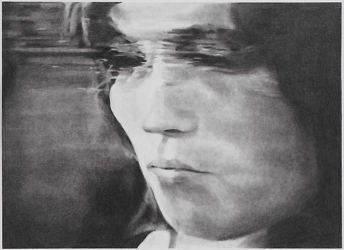Judith EislerLinda Manz, 2010Pencil on paper18 x 24.5 in.