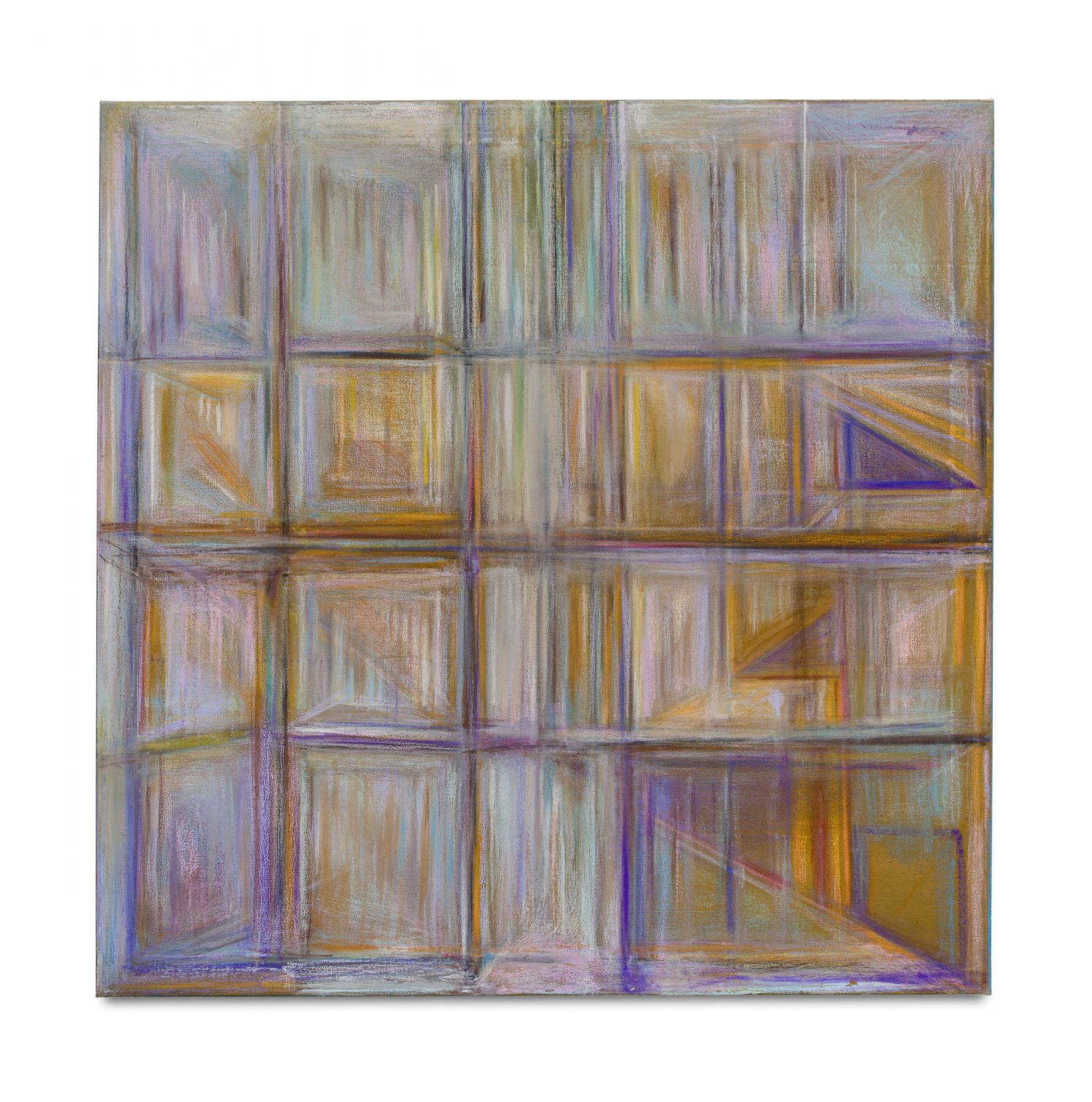 Hedda Sterne Untitled, c. 1989