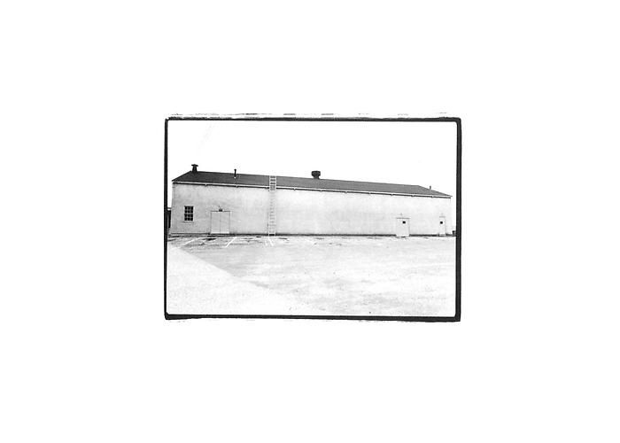 Untitled, from the series Military Architecture, 1975Gelatin silver print5 x 7 inches (12.7 x 17.8 cm)Edition 1/6, 2 AP
