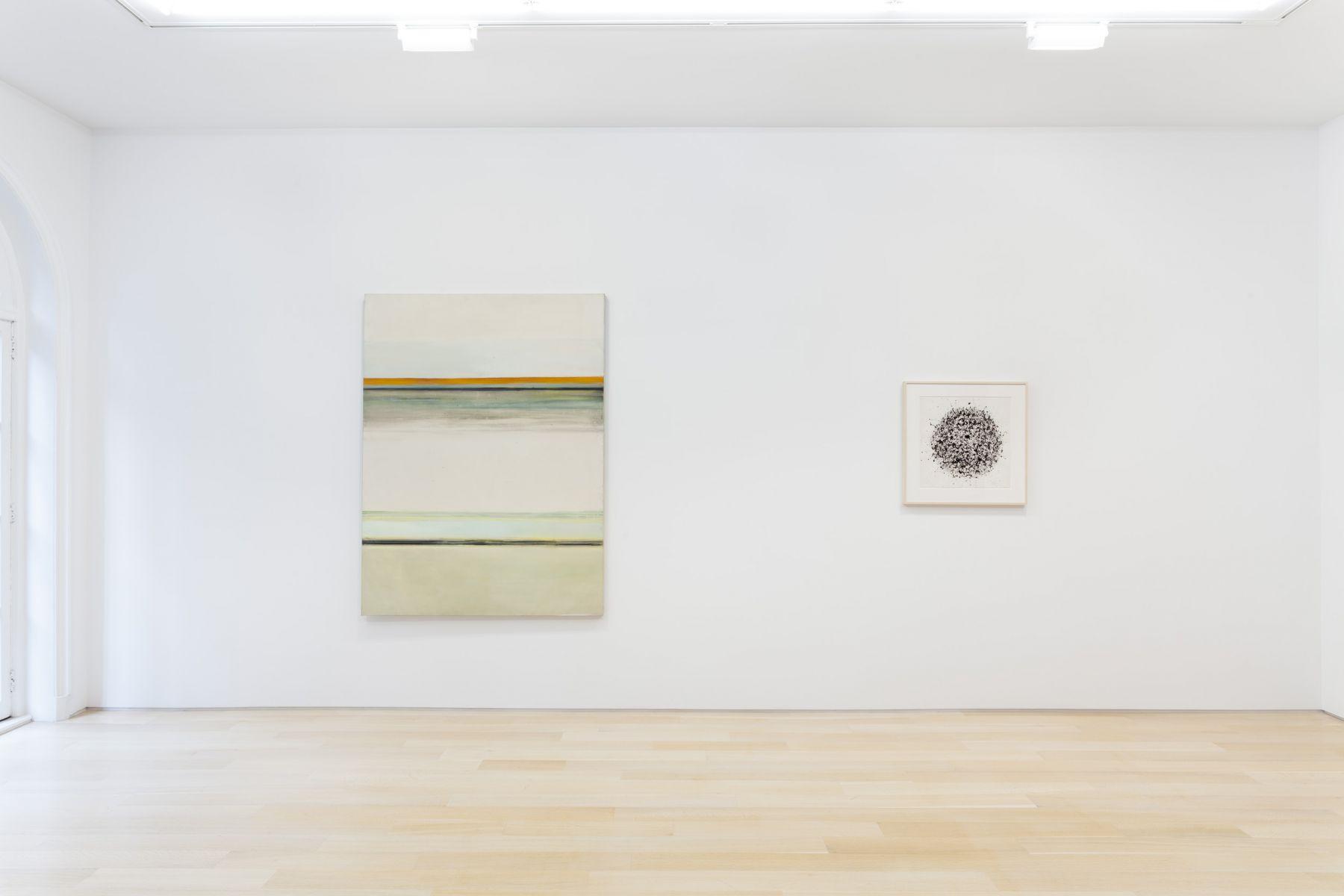 Frankenthaler, Rockburne, & Sterne
