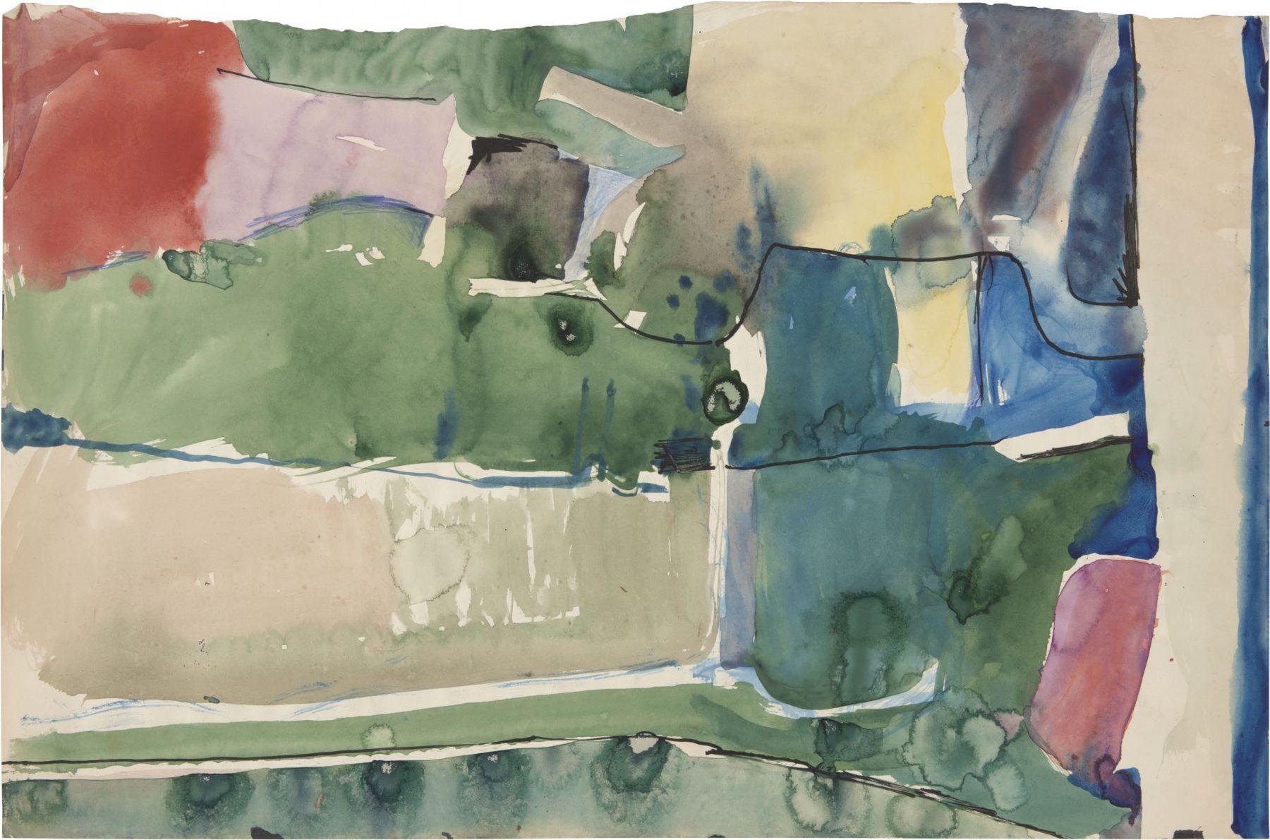 Untitled (CR no. 698), c. 1951-54