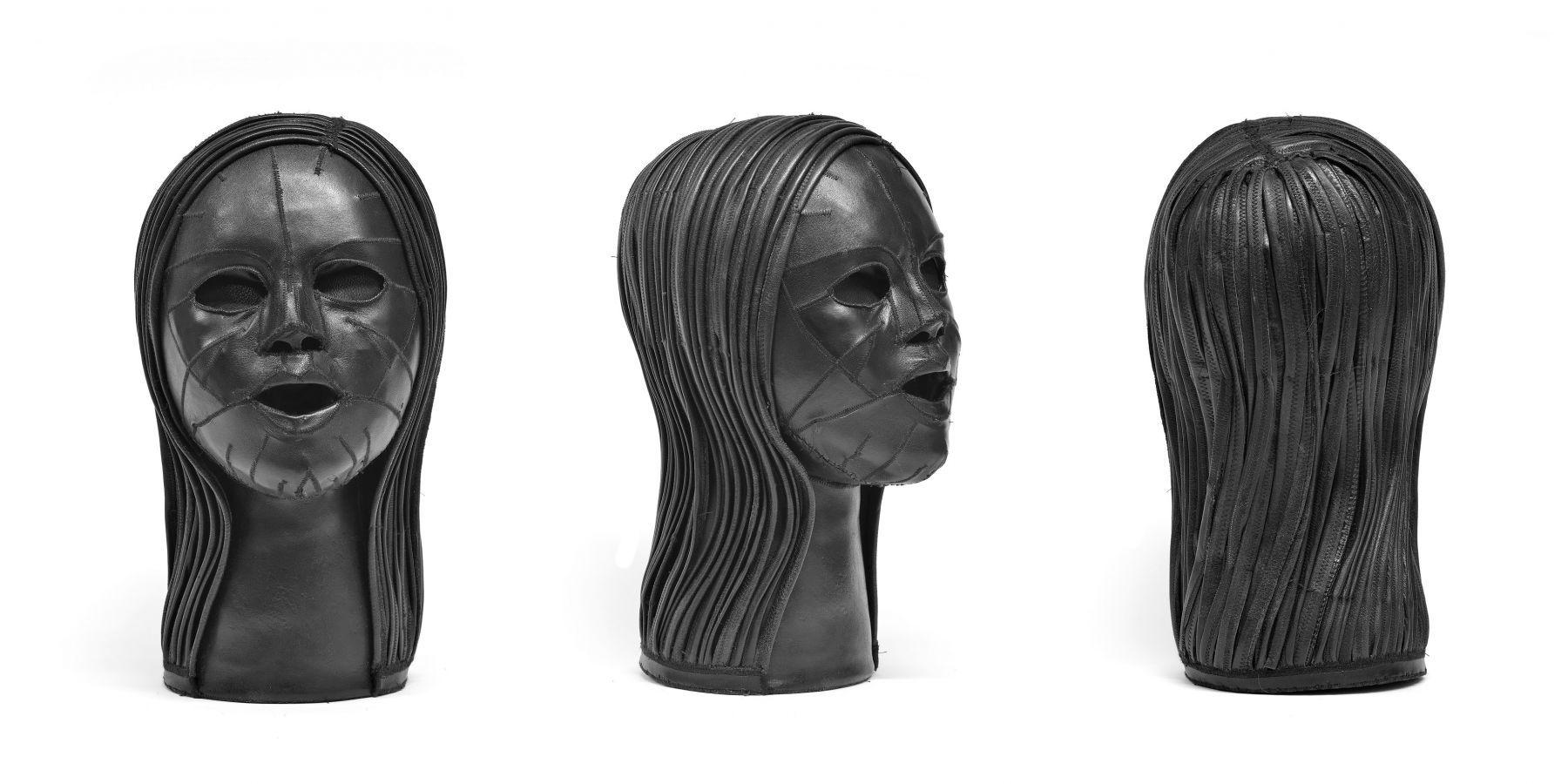 Aneta Grzeszykowska Skin Head #1