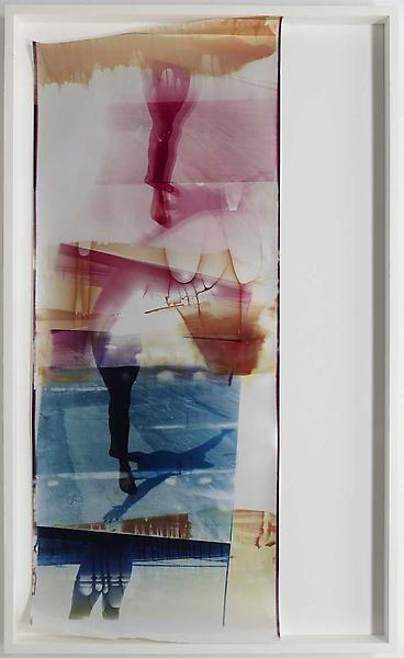 Mariah Robertson92, 2010Unique color print on metallic paper51 1/8 x 31 inches (129.9 x 78.7 cm)