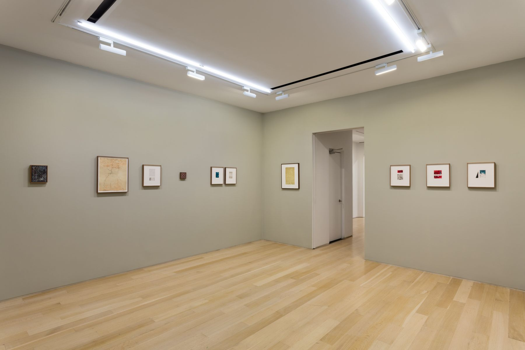 Gallery installation view, 2018