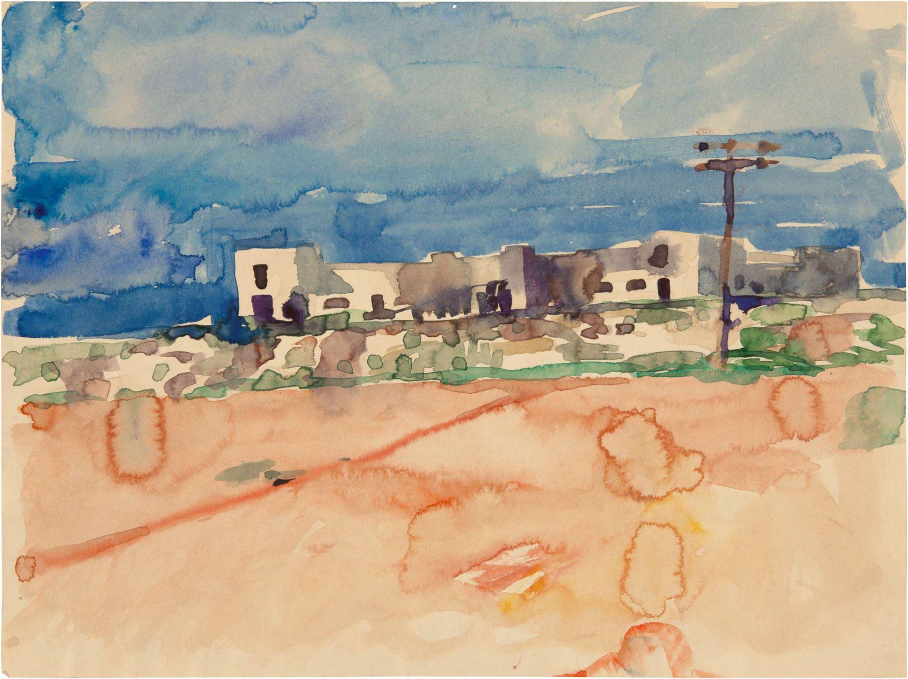 Untitled (CR no. 1333), 1955