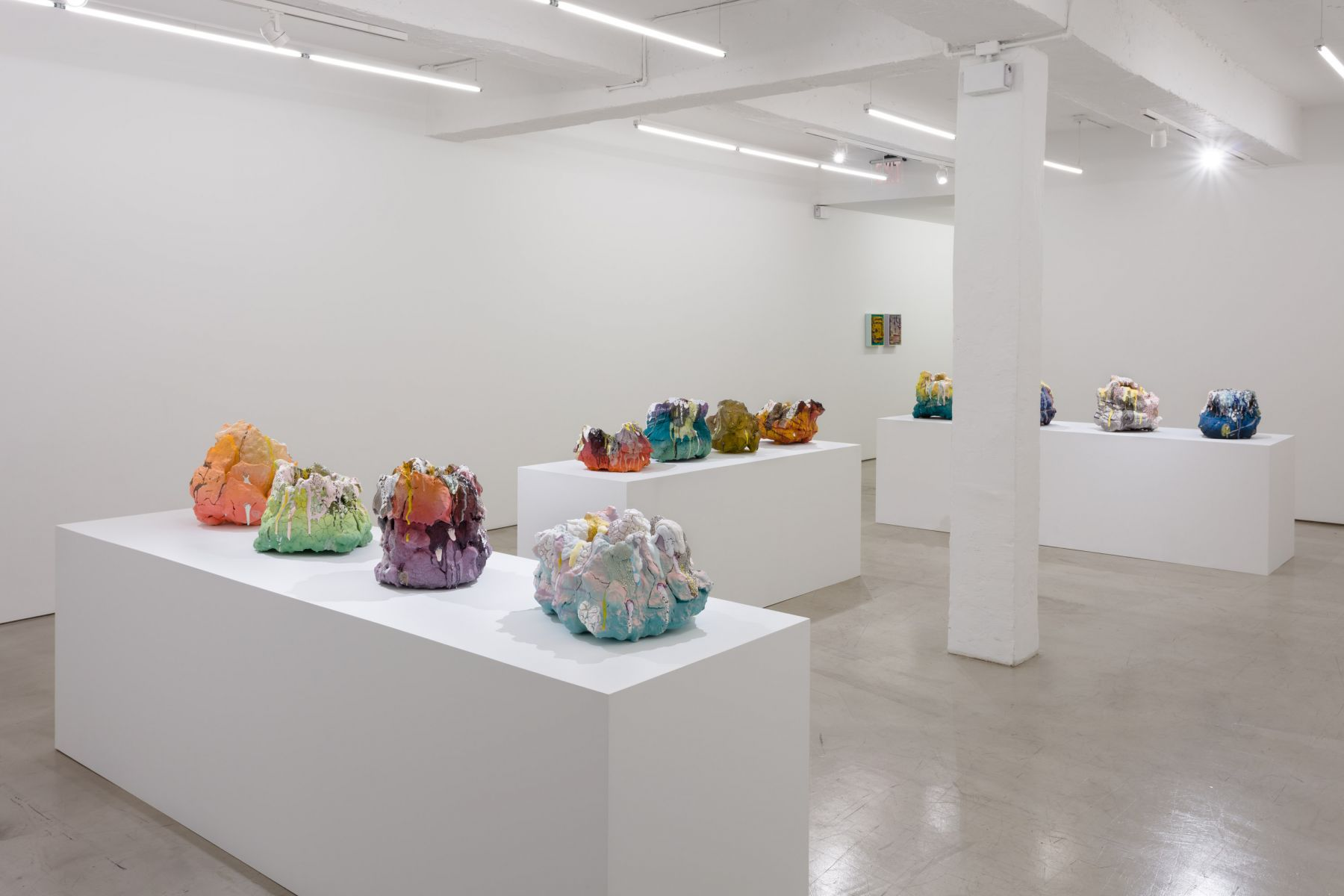 Gallery installation view, 2017
